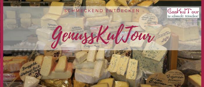 Mit der GenussKulTour zu Münchens Delikatessen