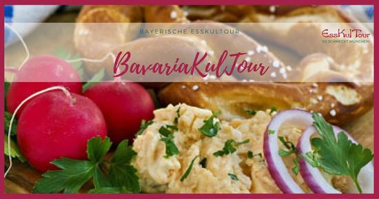 Bayerische Brotzeit bei der BavariaKulTour