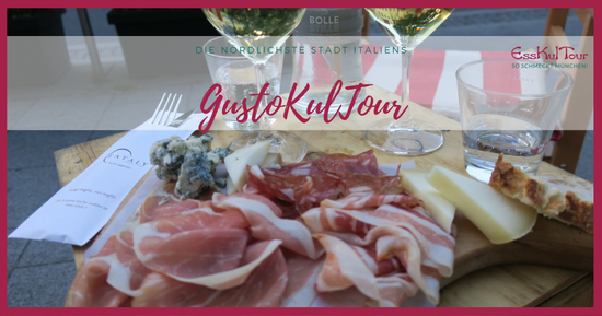 Antipasti bei der GustoKulTour von EssKulTour - München als die nördlichste Stadt Italiens