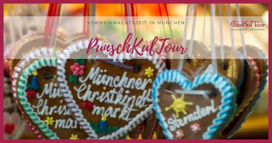 PunschKulTour München Advent Weihnachten Stadtführung Weihnachtsmarkt